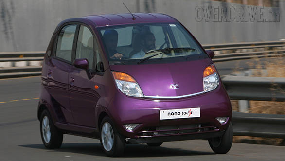2014 Tata Nano Twist XT in India