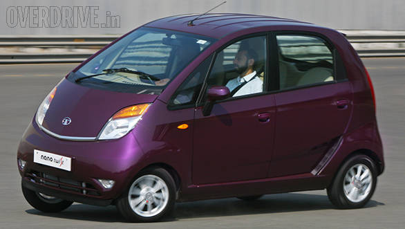 2014 Tata Nano Twist XT (power steering) India first drive