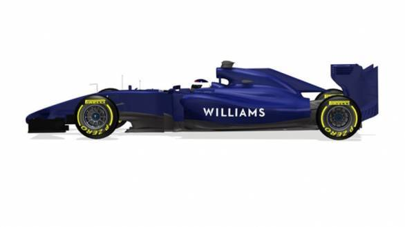 F1 2014: Williams unveils FW36