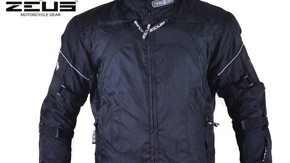 Product review: Zeus All Terrain riding jacket