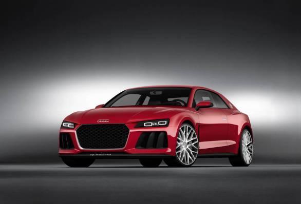 Audi Sport Quattro Laserlight concept to feature at Las Vegas trade show