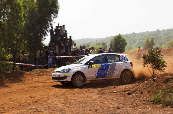 No Volkswagen factory team in 2014 Indian Rally Championship