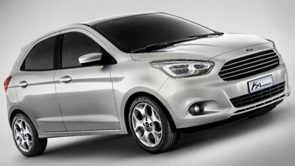 2014 Auto Expo: Ford India to unveil its new global Ka concept today