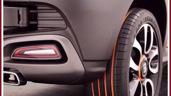 Fiat India teases the Punto Adventure