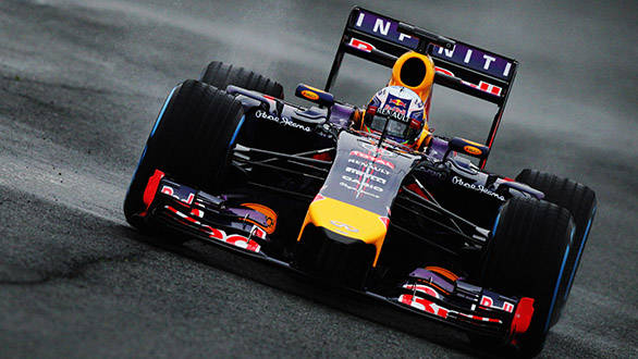 Red Bull have consistently struggled all through preseason tests with the Renault powerplant
