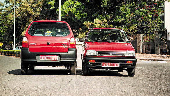 Maruti 800 Production Stopped Spares To Be Available For Next 10