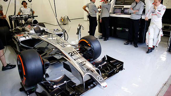 McLaren have performed decently in the tests, they were in more miserable position last year
