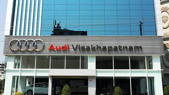 Audi Visakhapatnam