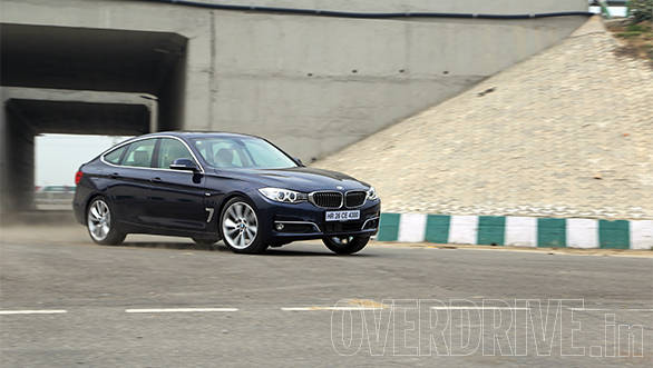 Exclusive BMW GT India Road Test Overdrive - Bmw 3 series gran turismo price