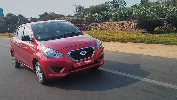 2014 Datsun GO India first drive
