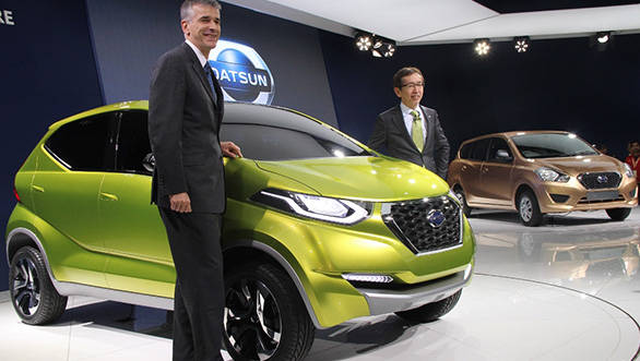 Datsun redi-Go to be launched in India in March 2016