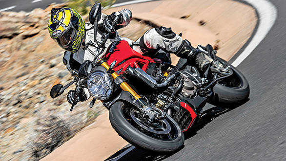 2014 Ducati Monster 1200S first ride