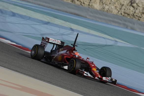 Understated but consistent - Ferrari could well prove to be the joker in the pack