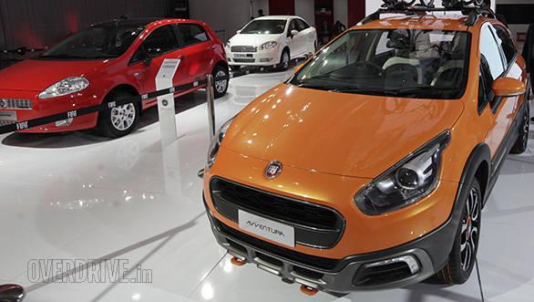 2014 Fiat Avventura Concept India image gallery