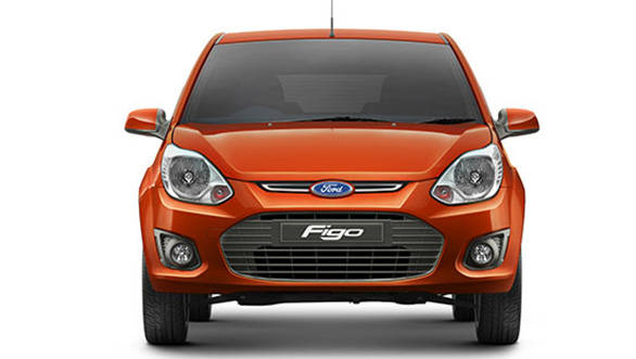 2014 Ford Figo launched in India with WiFi connectivity