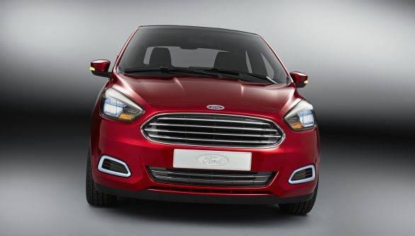 Ford Figo Concept - 02