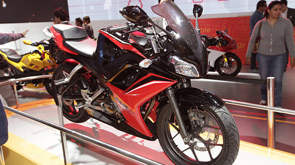 Hero HX250R to be launched in India this year