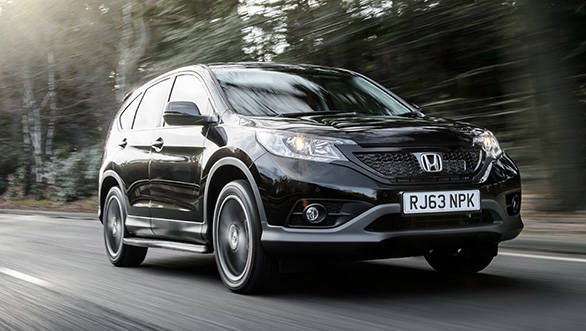 Honda-CR-V-Black