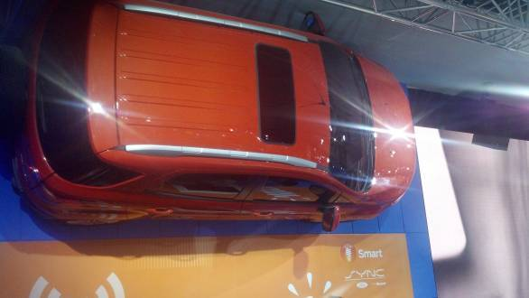 Exclusive: Ford EcoSport with sunroof to be in showrooms soon