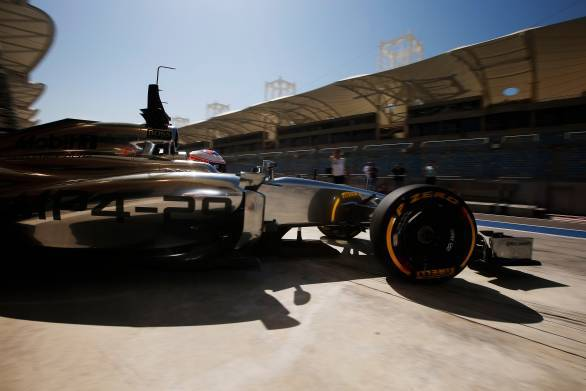 McLaren has managed to set some competitive timings through the first two tests of the season