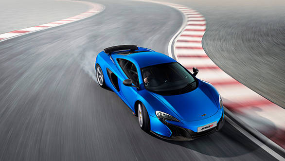 McLaren 650S specs and prices revealed ahead of Geneva debut