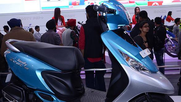 New-TVS-Scooty-Zest-unvieled-at-Autoexpo-2014