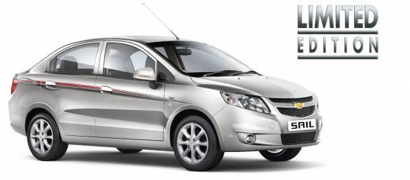 Sail Sedan Limited Edition
