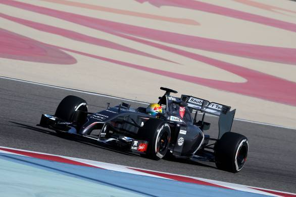 Lots of progress still to be made for Sauber ahead of the season-opening race in Australia