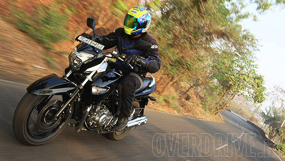 2014 Suzuki Inazuma GW250 India road test