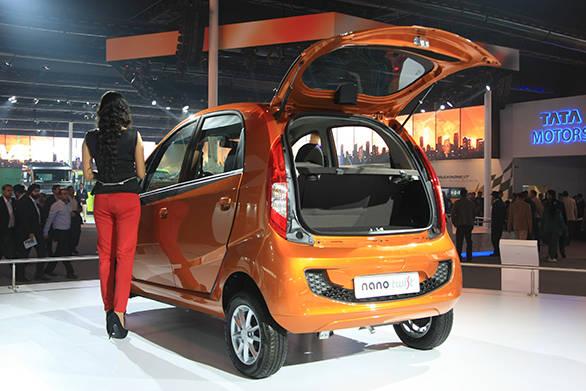 Tata Nano Concept