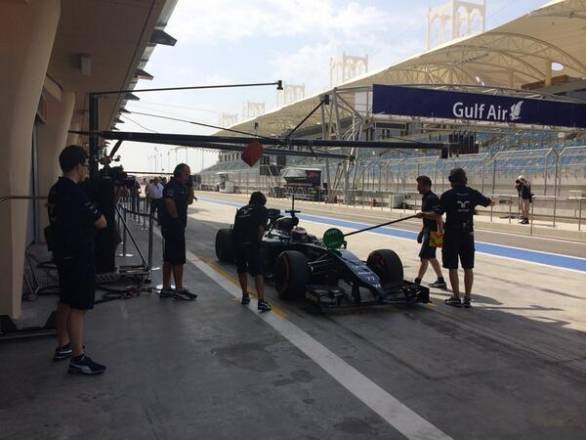 The switch to Mercedes power could not have come at a better time for the Williams team
