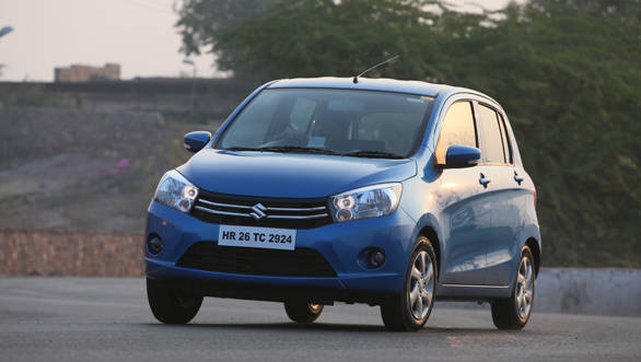Maruti Suzuki Celerio Vxi+ launched in India