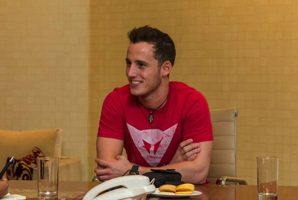 Interview: Pol Espargaro