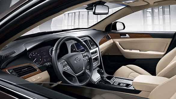2015 Hyundai Sonata Image Gallery Overdrive