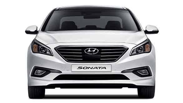 2015 Hyundai Sonata unveiled in Korea