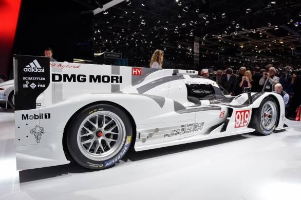 Porsche make their LMP1 comeback after 16 years away from the class
