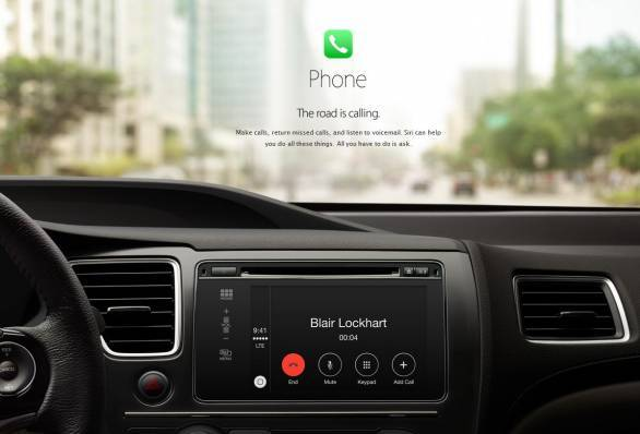 Apple CarPlaycall