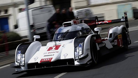 Le Mans Warm-up 2014