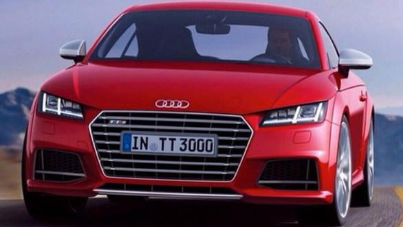 Audi TTS 0