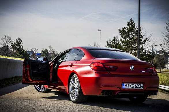 BMW M6 Gran Coupe (33)