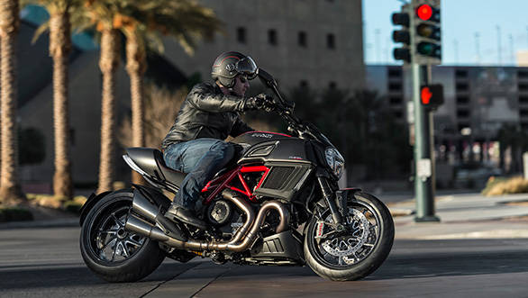 2015 Ducati Diavel to hit UK showrooms by April this year