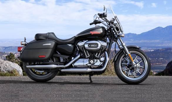 The Harley-Davidson Superlow