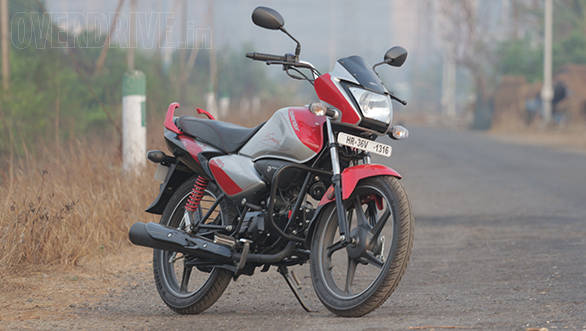 Hero Splendor iSmart (3)