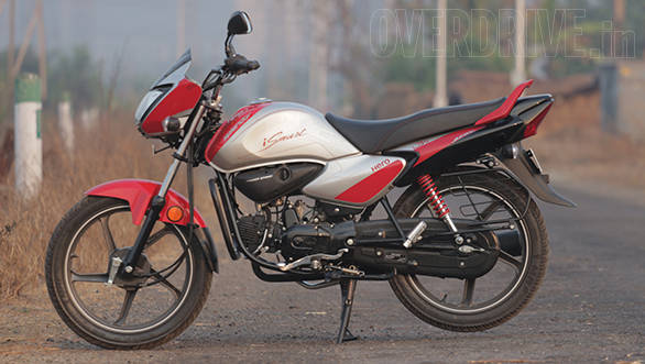 Hero Splendor iSmart (4)
