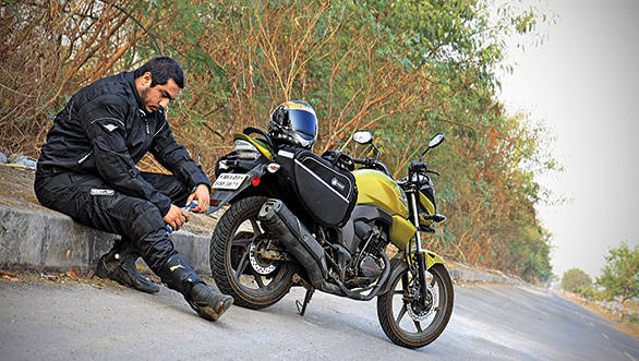 OD Garage: The Honda CB Trigger leaves us after 8 months and 9500km