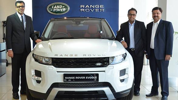 Jaguar Land Rover Inaugurates New Showroom In Bhubaneshwar Overdrive
