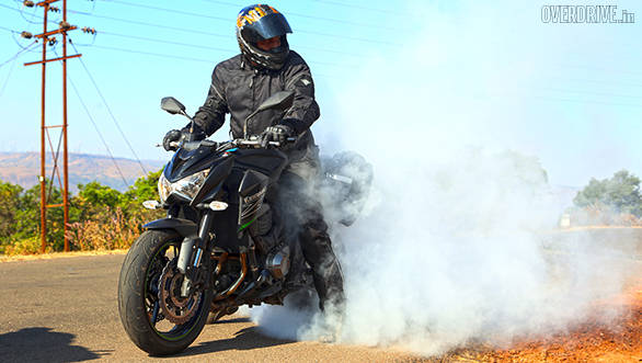 Is the Kawasaki Z800 headed for local assembly in India?