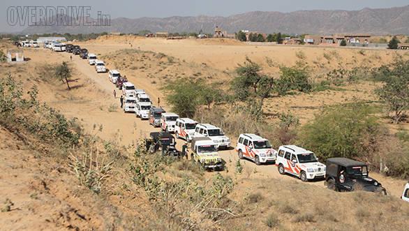 Mahindra Great Escape Pushkar (1)