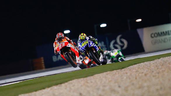 2014 MotoGP: Marquez wins at Qatar