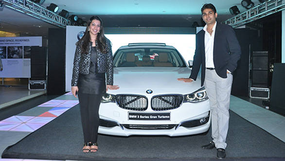 BMW Series GT Launched In Mumbai At Rs Lakh Overdrive - Audi car below 50 lakh